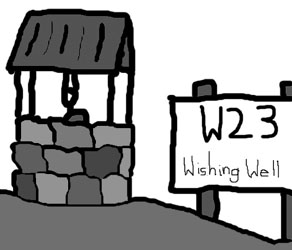 Warehouse 23 Wishing Well by: Mystical